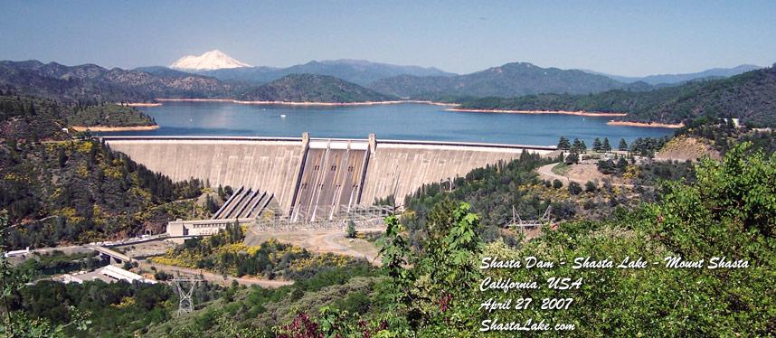 Shasta Lake facts, statistics and data - ShastaLake com